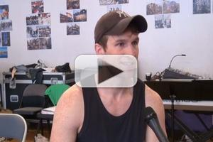 BWW TV EXCLUSIVE: Claybourne Elder Talks VENICE at the Public Theater- Go Behind the Scenes at Rehearsal!