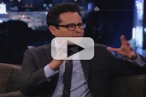 VIDEO: JJ Abrams Get 'Star Wars' Advice from JIMMY KIMMEL Audience