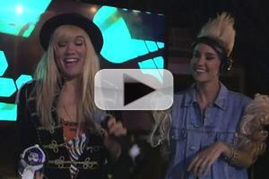 VIDEO: DJ Duo Nervo Performs on ONE LIFE TO LIVE