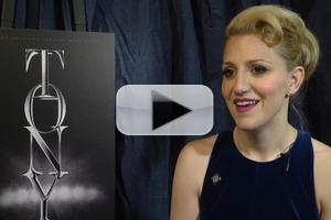 BWW TV Exclusive: Meet the 2013 Tony Nominees- KINKY BOOT's Annaleigh Ashford on Her Tonys Powerball Win!