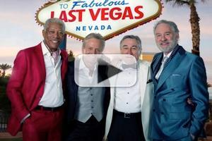 VIDEO: Teaser for Freeman, De Niro, Douglas, & Kline's LAST VEGAS Released