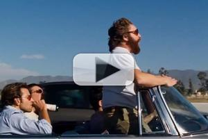 VIDEO: Red Band Trailer for THE HANGOVER III Debuts