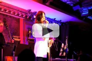 STAGE TUBE: Linda Eder Sings 'Don't Cry for Me Argentina' at 54 Below