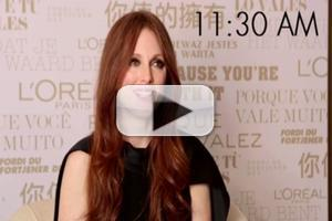 VIDEO: L'Oreal at Cannes: Behind the Scenes Day 1