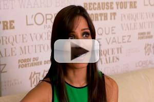 VIDEO: L'Oreal at Cannes: Behind the Scenes Day 2