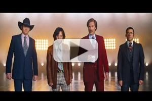 VIDEO: New ANCHORMAN 2 Teaser Trailer!