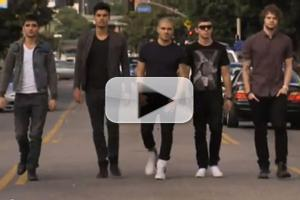 VIDEO: First Look at The Wanted's New Reality Show on E!