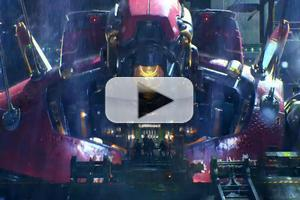VIDEO: New TV Spot for PACIFIC RIM Released