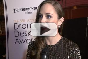 BWW TV: Chatting with the 2013 Drama Desk Winners- Part 1!