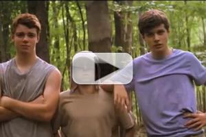 VIDEO: Red Band Trailer for THE KINGS OF SUMMER