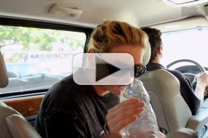 VIDEO: Ke$ha Drinks Her Own Urine on MTV
