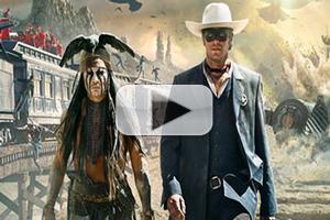VIDEO: New Trailer for THE LONE RANGER Released