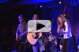 STAGE TUBE: Cast of ONCE Performs Pre-Show Tune 'Red-Haired Mary'