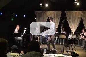 STAGE TUBE: Behind the Scenes with David Shor and the Cast of the World Premiere of SLEEPLESS IN SEATTLE