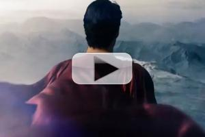 VIDEO: New Trailer for MAN OF STEEL Released!