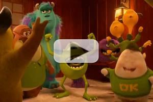 VIDEO: New Teaser for Disney-Pixar's MONSTERS UNIVERSITY