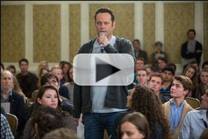 VIDEO: First Look at Vince Vaughn in DELIVERY MAN