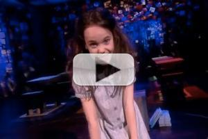 STAGE TUBE: The Cast of MATILDA Performs on The View!