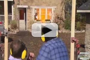 VIDEO: First Look - Spike TV's New Series NEVER EVER DO THIS AT HOME