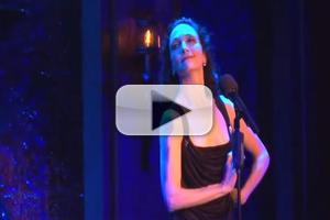 STAGE TUBE: Behind the Scenes at 54 Below with Bebe Neuwirth and More!