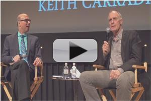 BWW TV Exclusive: Backstage with Richard Ridge - SAG Foundation Conversations Series with Tony Nominee Keith Carradine!