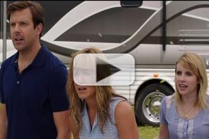 VIDEO: Red Band Trailer for WE'RE THE MILLERS Released