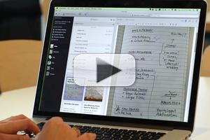 VIDEO: Evernote Reminders Now Available on Apple Products