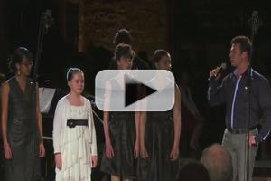 STAGE TUBE: Nicolas Dromard Performs Benefit Concert for Young at Arts