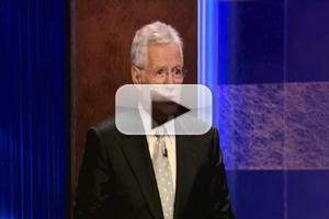VIDEO: Alex Trebek Takes JEOPARDY! to New Level on Tonight's CONAN
