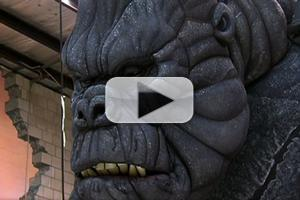 VIDEO: Behind-the-Scenes of KING KONG; Previews Begin Tonight at Melbourne's Regent Theatre