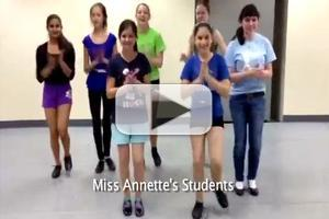 VIDEO: TICK TOCK BOOM CLAP Celebrates National Tap Dance Day