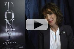 BWW TV Exclusive: Meet the 2013 Tony Nominees- PIPPIN's Andrea Martin on Feeling Like a Part of the Broadway Family!