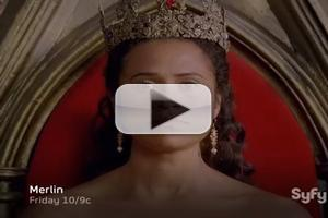 VIDEO: Sneak Peek - Series Finale of Syfy's MERLIN