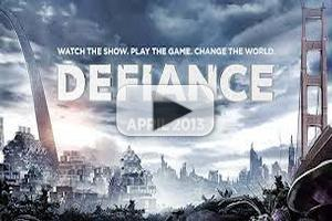 VIDEO: Sneak Peek - Brian J. Smith Guests on Syfy's DEFIANCE