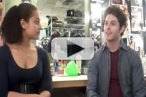 STAGE TUBE: CAP21 Interviews WICKED's Larkin Bogan