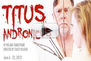 STAGE TUBE: Promo - Mad Horse Theatre's TITUS ANDRONICUS