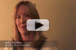 STAGE TUBE: Becky Saunders Talks Sierra Rep's SIX DANCE LESSONS IN SIX WEEKS