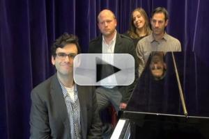 BWW TV Exclusive: CUTTING-EDGE COMPOSERS CORNER- In the Studio with Joe Iconis