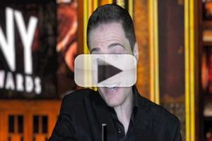 BWW TV EXCLUSIVE: CHEWING THE SCENERY WITH RANDY RAINBOW - Randy Accepts His Own Tony Award!