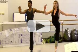 STAGE TUBE: In Rehearsal with A DANCER'S DREAM