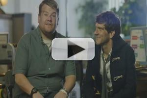 STAGE TUBE: Sneak Peek at James Corden and Mathew Baynton in THE WRONG MANS on Hulu