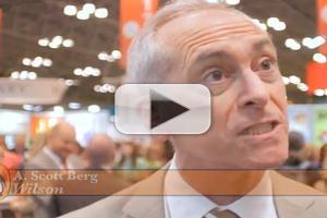 VIDEO: A. Scott Berg Talks WILSON