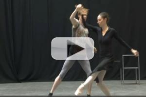 STAGE TUBE: Kim Brandstrup and Royal Ballet Daner Mara Galeazzi Discuss Aldeburgh Festival