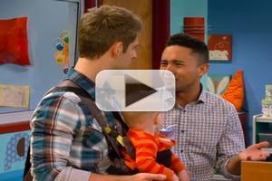 VIDEO: Sneak Peek - 'Ben's Big Gaycare Adventure' on the Next BABY DADDY