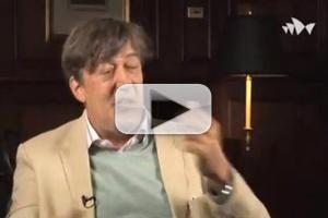 STAGE TUBE: Stephen Fry on His Sydney Opera House Gig