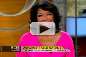VIDEO: Natalie Cole Visits CBS THIS MORNING