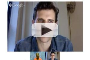 STAGE TUBE: Broadway's Kyle Dean Massey Plays 'Random or Relevant' Interview Game