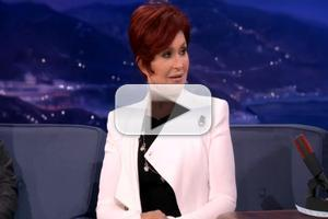 VIDEO: Sharon Osbourne is Ready to Get Frisky with Prince Charles on Tonight's CONAN