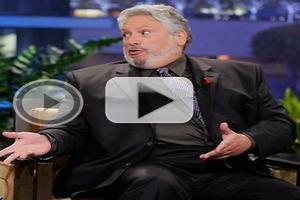 VIDEO: Harvey Fierstein Talks The Tonys on LENO