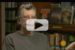 VIDEO: Stephen King to Talk UNDER THE DOME on CBS Sunday Morning